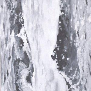Oil on panel
