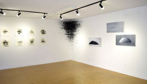 Pod, installation view