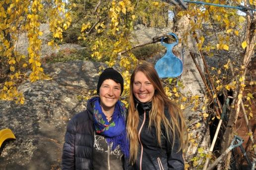 Alison & I