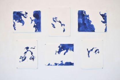 Radius Series (ink on paper)