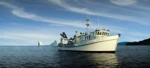 University of Otago research vessel