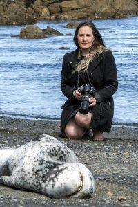 Dr. Krista Hupman - photo credit Dave Allen
