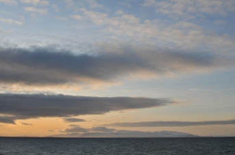Looking to the Westfjords