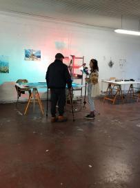 Open House - Katya Kan's studio space