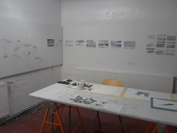 Open House - My studio space (2)