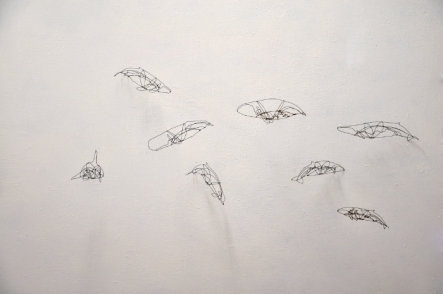 Whale Species of Iceland wire each approx 5x9x3 2020